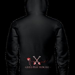 Logo hoodie (back)