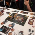 Evil Dead 2 board game demo