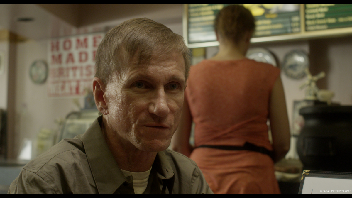 Bill Oberst Jr in Heir