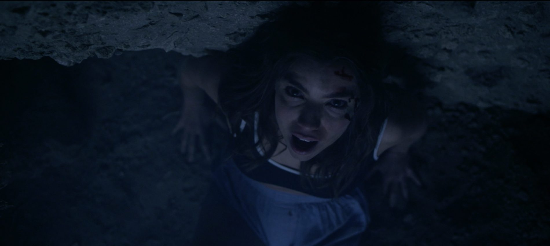 "Still from the segment ""Don't Fall"" from the horror anthology XX"