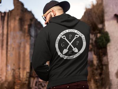 Alternate logo hoodie