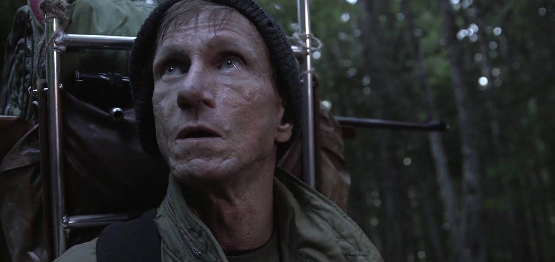 Bill Oberst, Jr. in Hunting Grounds