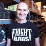 Ben Scrivens of Fright Rags